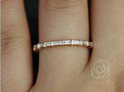 1000  ideas about Thin Diamond Band on Pinterest   Simple