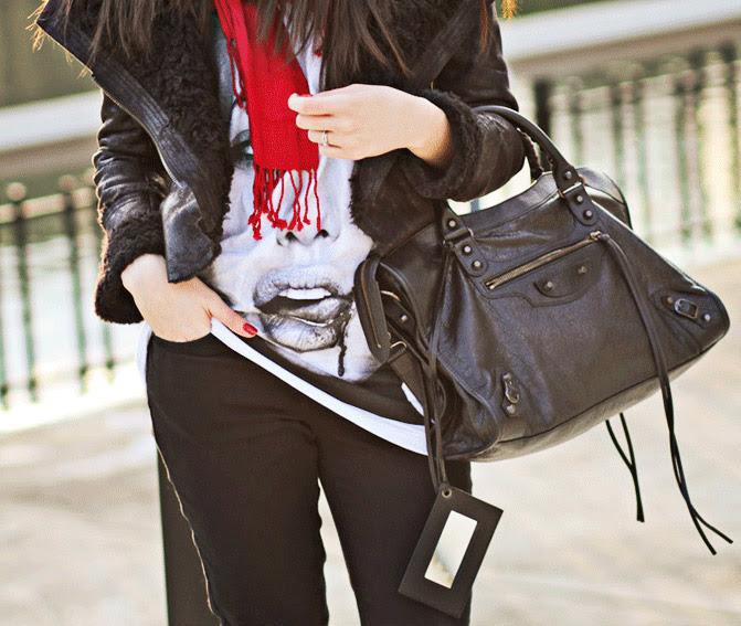 Balenciaga Arena Classic City Bag Giveaway, Fashion, Win a Balenciaga Classic Bag