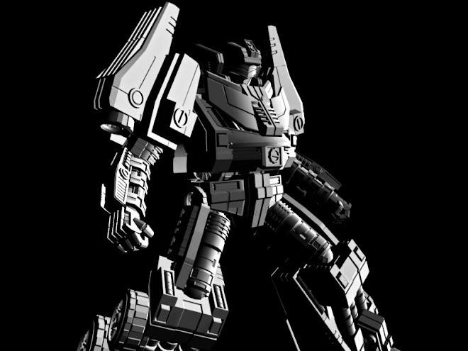 New update !  Land Riser Transformers