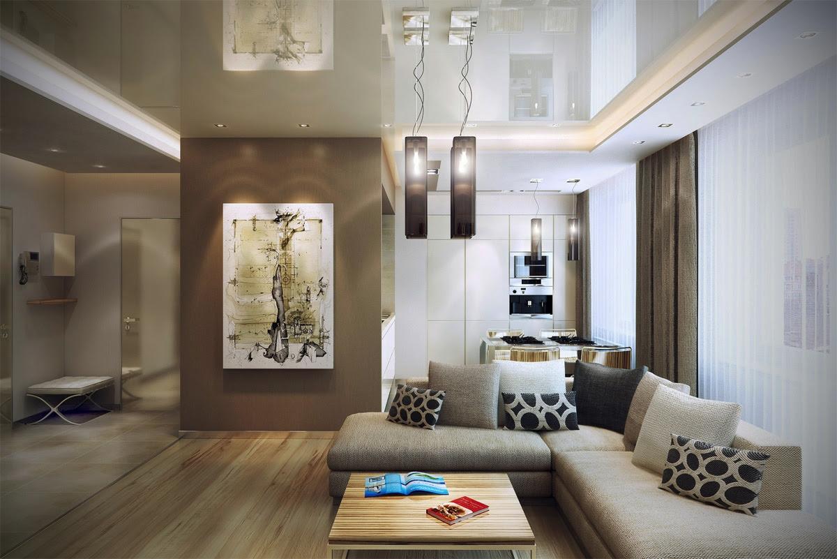 L-shaped Living Room Design Ideas