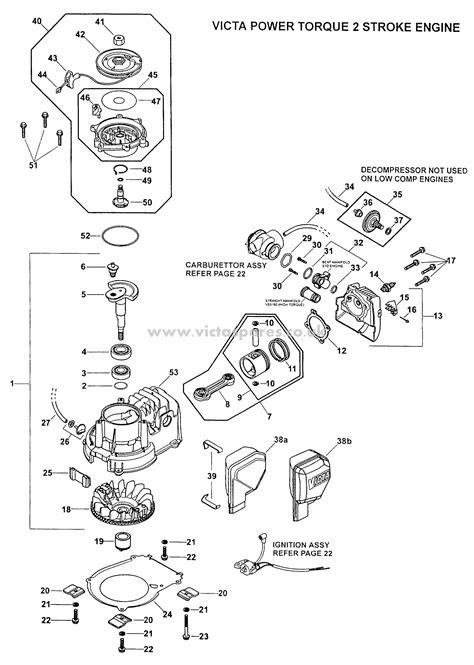 FG417_0050 | VICTA POWERTORQUE 2 STROKE ENGINE