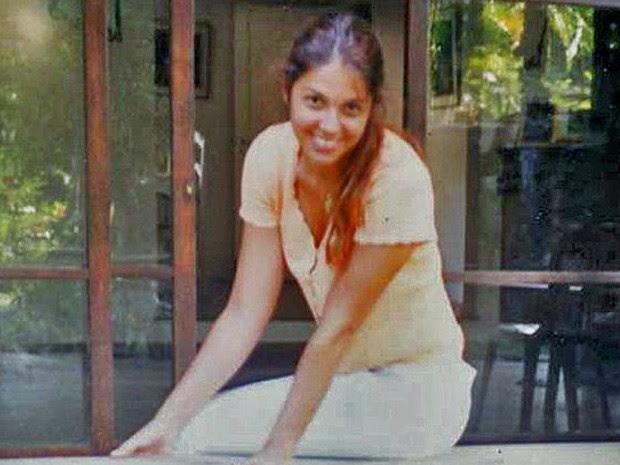 Priscila Belfort, irmão do lutador Vitor Belfort, está desaparecida desde 2004 (Foto: Arquivo Pessoal)