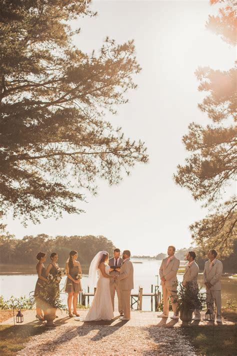 Kings Creek Inn Wedding Photos: Cape Charles VA   Megan & Fred