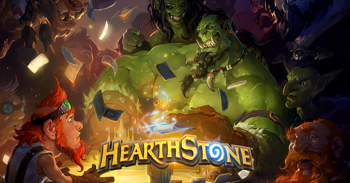 Old Hearthstone expansions are returning to the store screenshot
