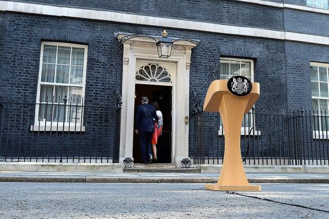 Le premier ministre conservateur David Cameron en a... (PHOTO BEN STANSALL, AFP)
