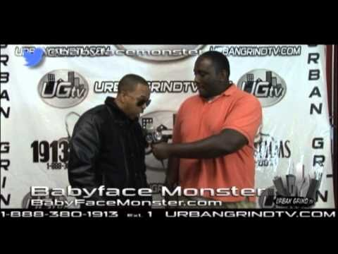 Interview: Babyface Monster on Urban Grind TV