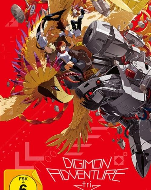 Digimon Adventure Tri 6 Stream Deutsch