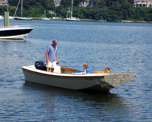 Wooden garvey boat plans | Biili Boat plan