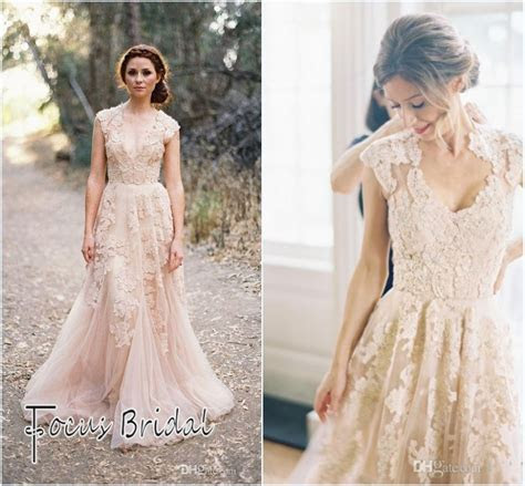 2014 New Custom Made Lace Wedding Dresses Off Shoulder