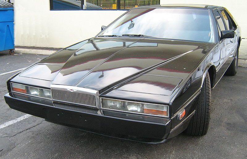Retrospective 1976 1991 Aston Martin Lagonda