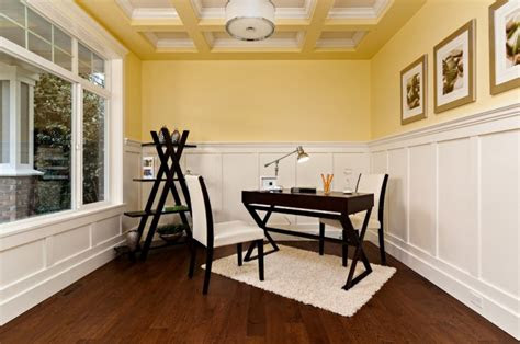 yellow home office designs decorating ideas design