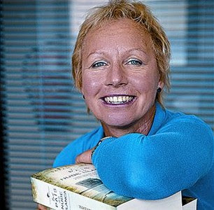 La autora alemana Sarah Lark.