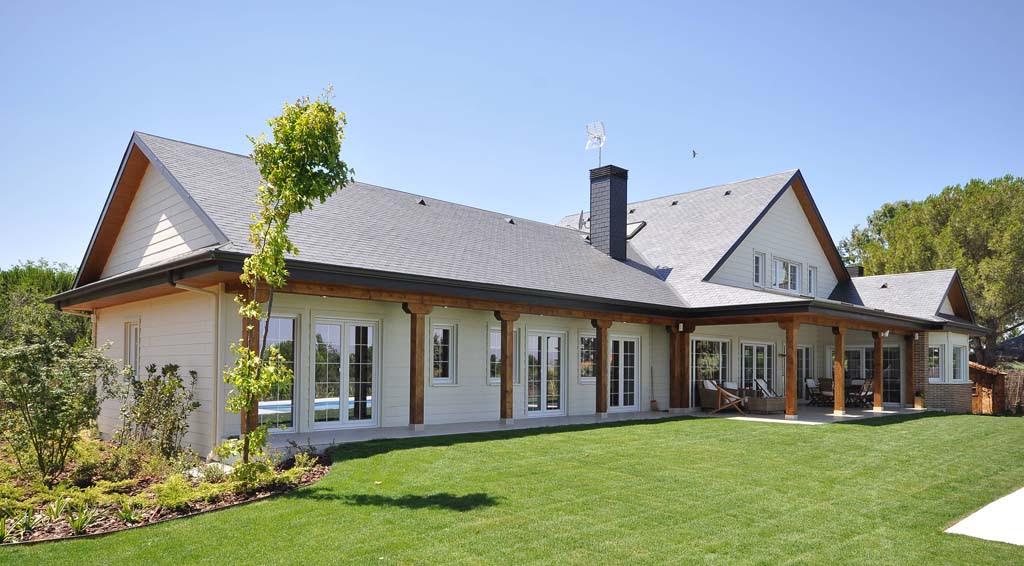 Casa en constructor construir una casas baratas en galicia venta - Casas de madera galicia precios ...