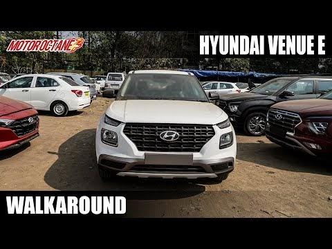 Hyundai Venue E Base Model