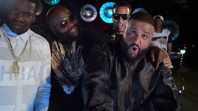 Dj Khaled They Dont Love You No More Video Ft Rick Ross Meek