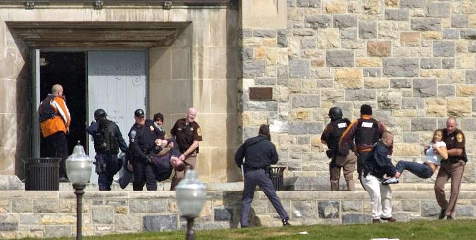 Matanza en Virginia Tech