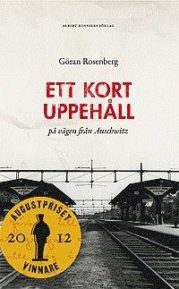 Bokomslag Ett kort uppehåll på vägen från Auschwitz (pocket)