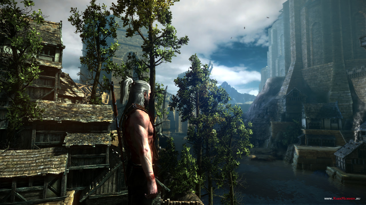 The Witcher 2 Assassins Of Kings Free Game