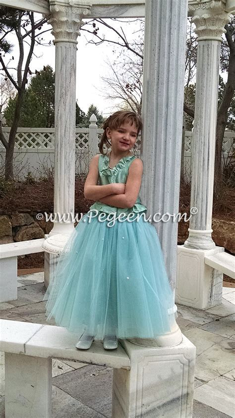2017 Intimate Wedding/Flower Girl Dress of the Year   Pegeen
