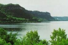 Maiden Rock Bluff