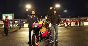Все о мире MotoGP: Repsol Honda MotoGP поменяет раскраску ...