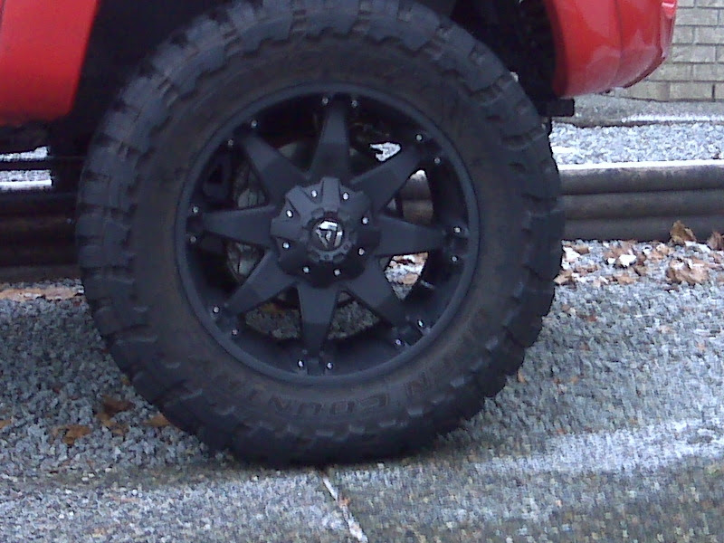 Toyota Tacoma 33 Inch Tires