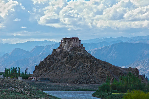 Monastery on Hilltop