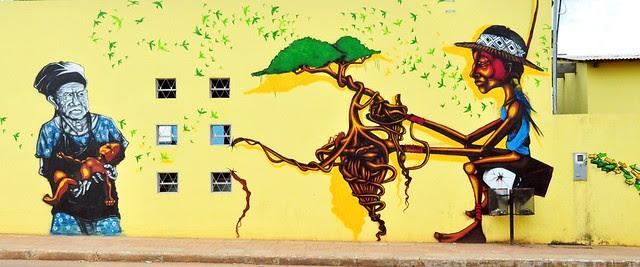 Arte de Tiago Tosh