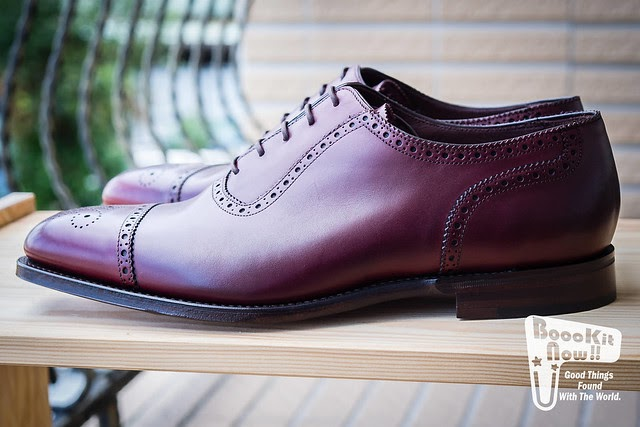 Goodyear Welted Shoes Uk