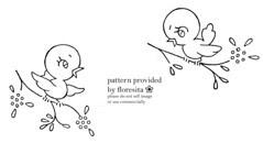 Mailorder- little birdies