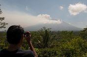 Gunung Agung Disebut Alami Tren Penggelembungan