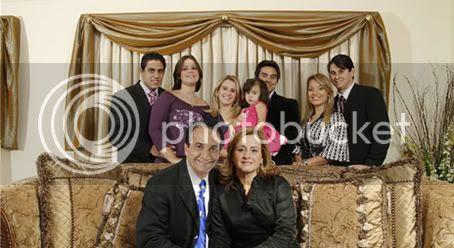 Família do Pastor Silas Malafaia