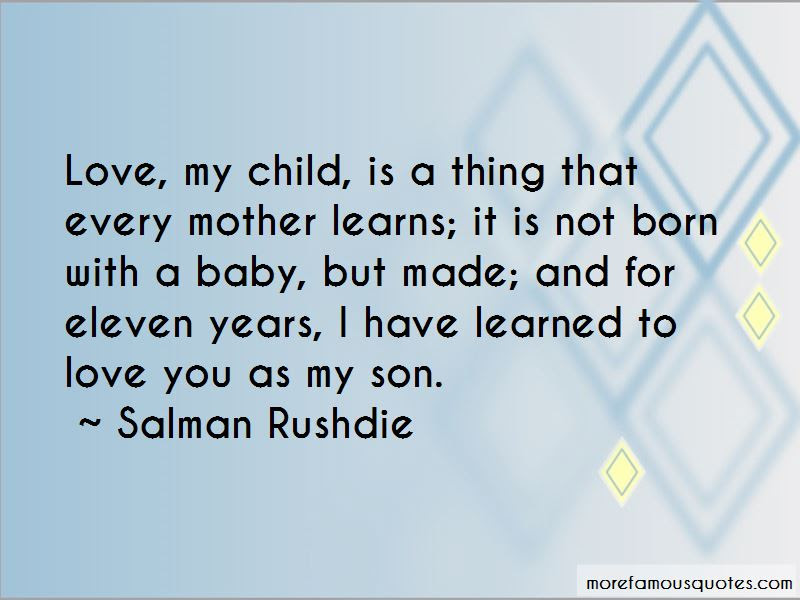 Quotes About My Son From Mother Top 46 My Son From Mother Quotes