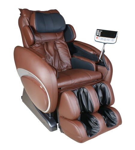 Osaki OS 4000 Executive Massage Chair Zero Gravity Recliner Shiatsu 32 Air Ba