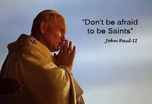 Saint Pope John Paul Ii Quotes