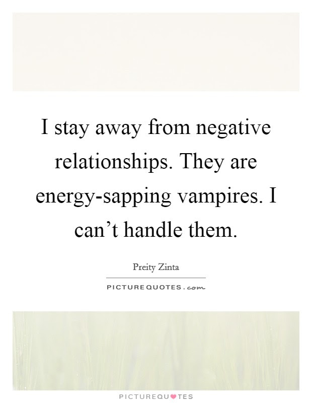 Negative Energy Quotes Sayings Negative Energy Picture Quotes