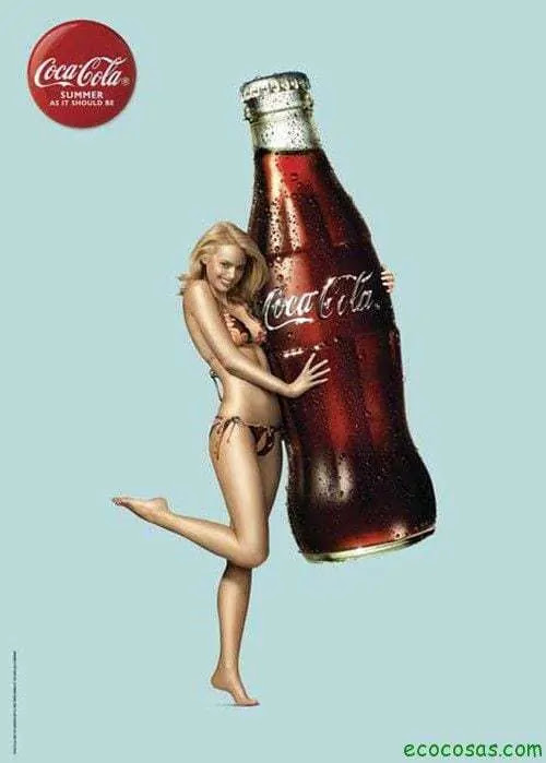 coca cola summer girl 1 Las 10 multinacionales mas peligrosas del mundo
