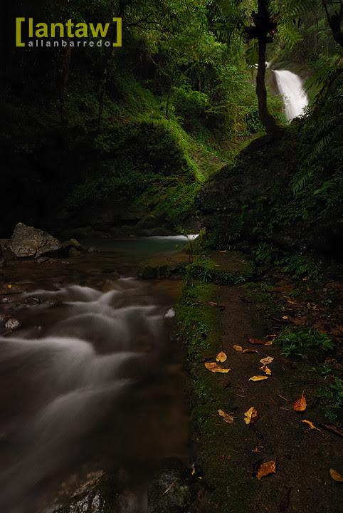 Imugan Falls Partial View