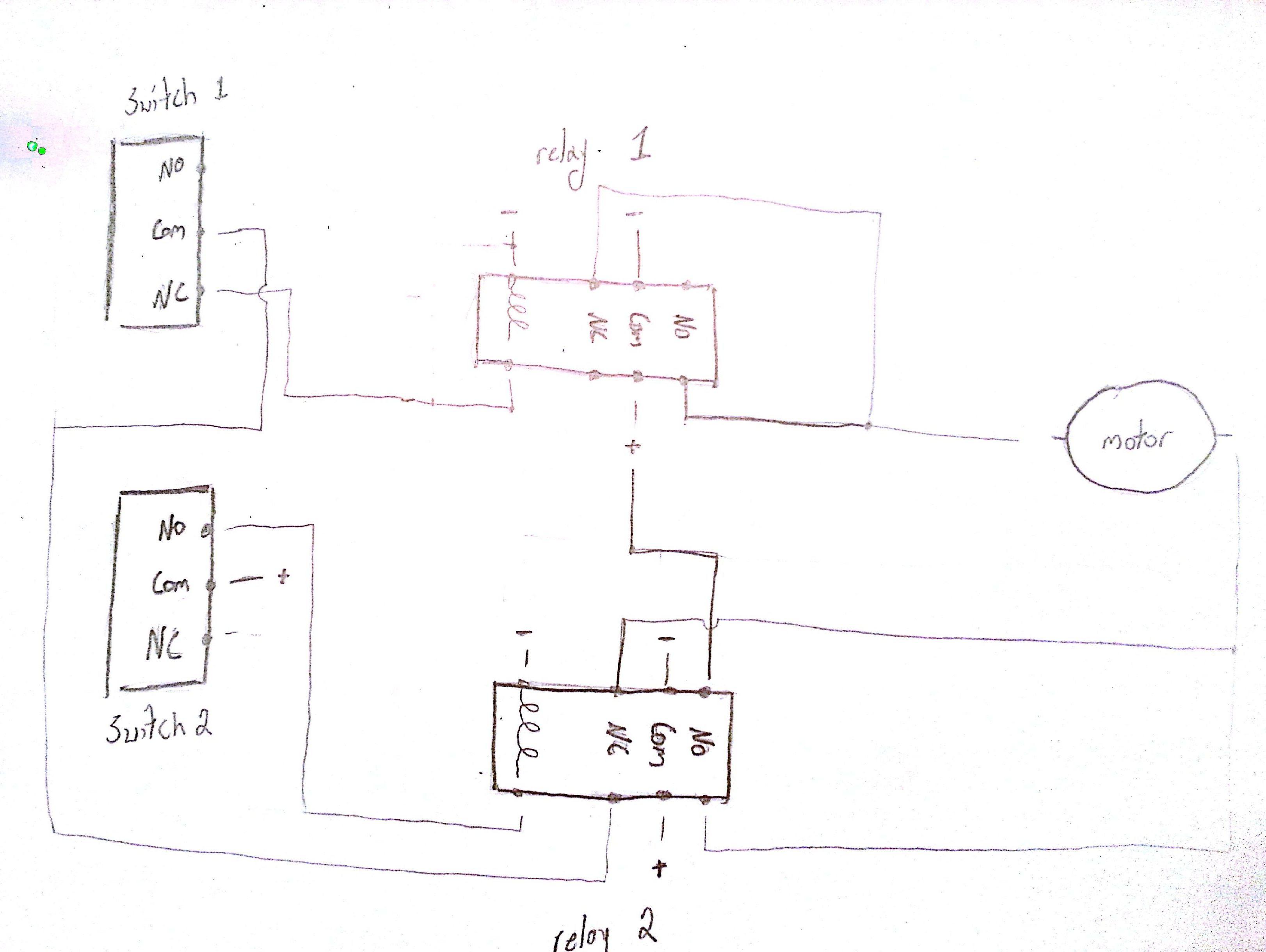 Diagram 3 Wire Limit Switch Diagram Full Version Hd Quality Switch Diagram 1gwiringforu Hynco It