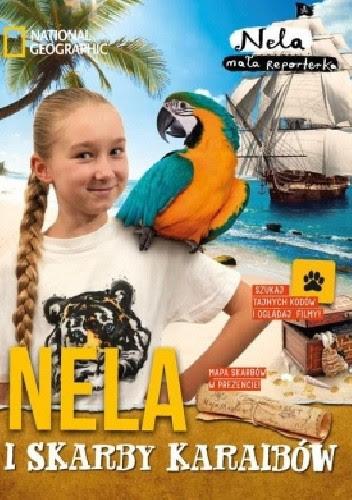 Okładka książki Nela i skarby Karaibów