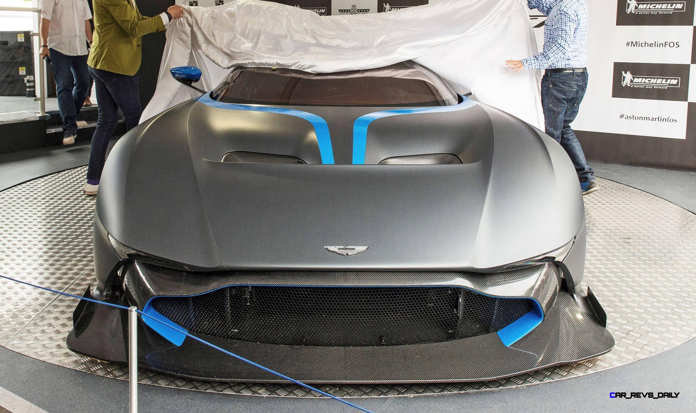 Aston Martin Vulcan Vs Mclaren P1 Prost
