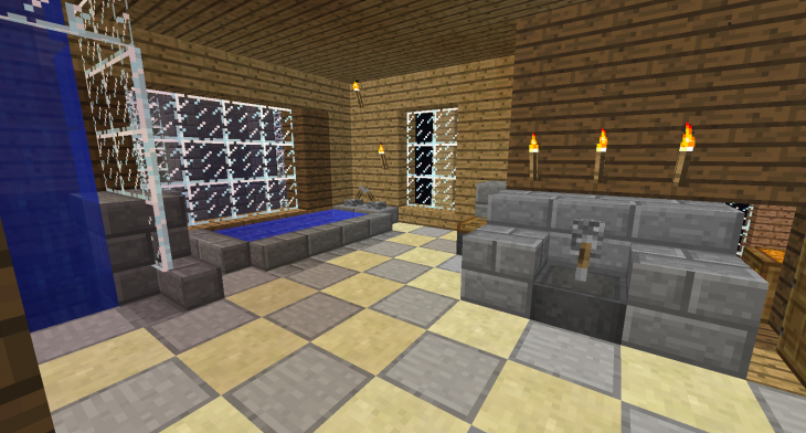 14+ Minecraft Bathroom Designs, Decorating Ideas | Design ...