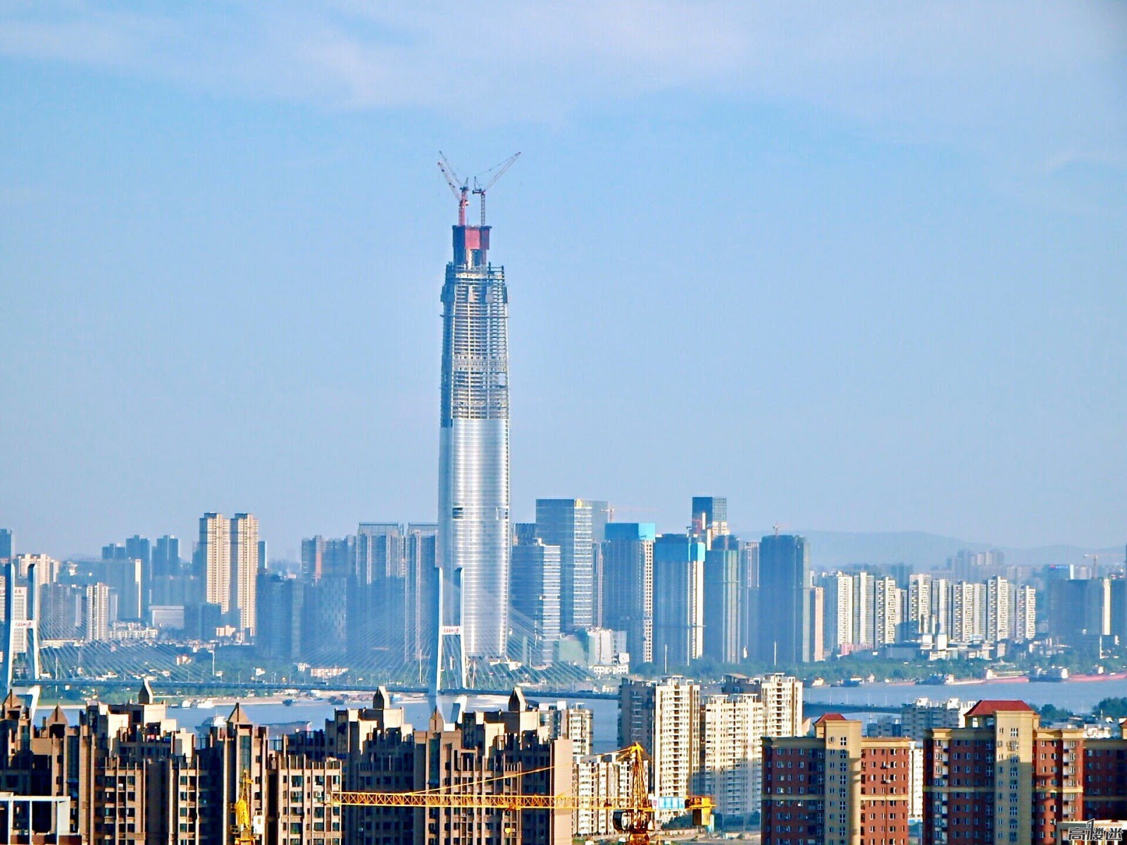 Wuhan Greenland Center 476m 1560ft 97 Fl T O Page 133 Skyscrapercity