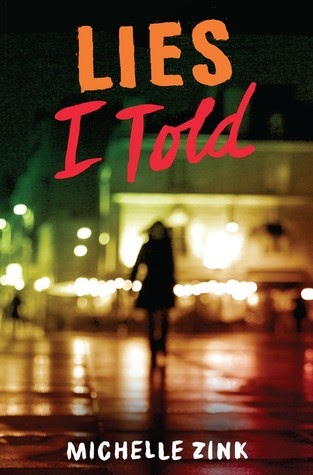 Michelle Zink, author of LIES I TOLD, on the craft of storytelling transcending genre