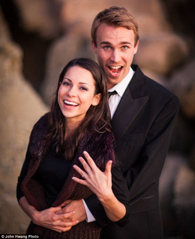 Happiness: The ring was saved, neither person was injured and Matthew got the answer he hoped for