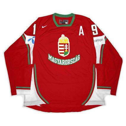 Hungary 2009 jersey photo Hungary2009F.jpg