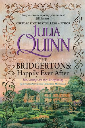 The Bridgertons Happily Ever After Cover