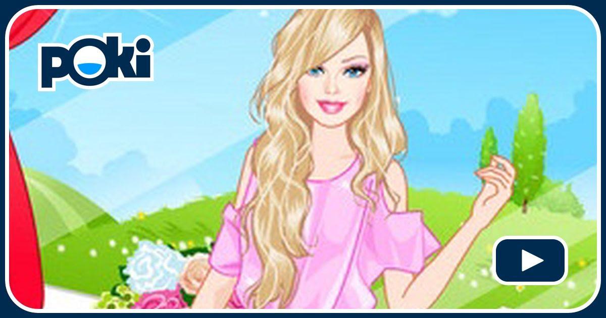 Kinderspiele Barbie
