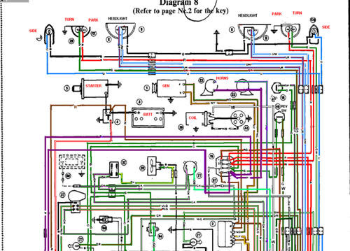 Mgb Wiring Diagram Pdf - Wiring Diagram