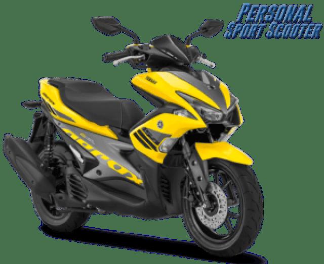 Kelebihan dan Kekurangan Yamaha Aerox 155 VVA Facelift oleh - suzukicarrypickup.xyz